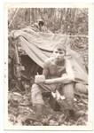 Sgt Bolman  writing a letter home