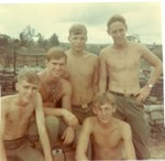 lt Burrows, Shlagel,Verrick,Frye,Baehe