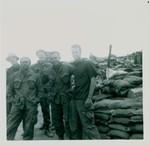 Members of Co A - 1st Platoon