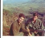On top of razorback ridge; ??, John Cimino