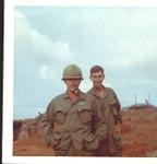 Platoon LT; name??, John Cimino