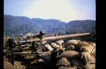 106 rr on razorback fired nighly at nva 122 rocket positions.rockets were fired over us at dak-to base camp