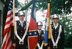 Honor Guard at ceremony for our brothers who died in Vietnam