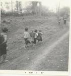 Photo of a tribe of Montygnard Women/Girls