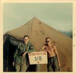 Battalion Aid Station, Oasis FB