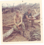 Hill 590, 1968 Jr. Lail & Barry Horton