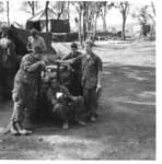 Lt. Williams, 1st Sgt. & Doc