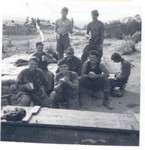 Weapons Squad (Paul Buczolich, Larry Domingo, Carl Hicks, Jr. Lail, Barry Horton, Ray Sowa, Wayne Jackson, & Joe Balla)