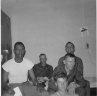 Highlight for Album: Medics at Fort Lewis, Wash.