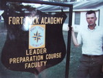 Fort Polk - This two week class kept me home for Christmas 1969